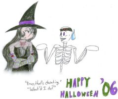 Happy Halloween '06 from FMA by Omicheese