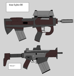 ED combat engineer smg by hardcase1