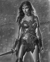 Wonder Woman - Dawn of Justice by Wanted75