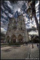 paris - where is Quasimodo ? by haq