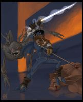 Raziel - Inferno by Merystic