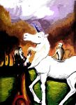 The Lady and the Unicorn by divinerogue1991