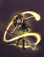 Witchy Witch by FattCat