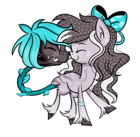 Commission - Dew Drop by Cofee-Love