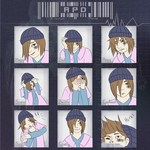 Expression meme by H3nOwl