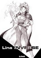 Lina Inverse by OmeN2501