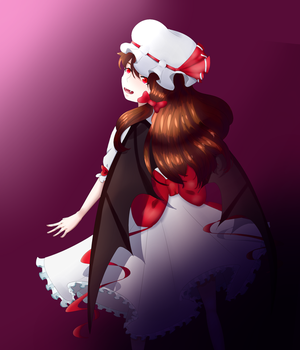 [REQUEST] Reimu by Lalazy