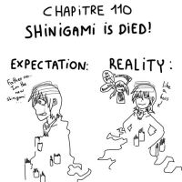 [chapitre 110 spoiler] Exceptation and reality by BrambleLady