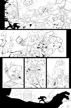 Skullkickers I05 P12 by gaets