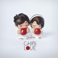 06Support Japan Chibi Love by thatpaperfox