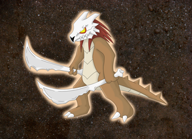 Marowak's Evo Photoshopped by Conor332211