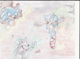 This Is War - Sonic Next Gen by PikaSonic