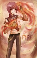 Element - Fire by angeLEE