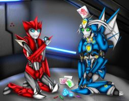 AT : Time for playing ! by VendettaPrimus