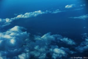 Clouds from Above II by DroePhos
