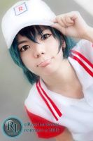 The Prince of Tennis : Ryoma Echizen by kyashii4