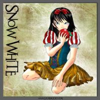 Snow white Queen by Darkzeriel