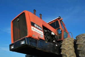 Allis Chalmers 8550 by Blacksand459