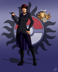 Trainer Alexandra Would Like Your Soul by LizzieDoll