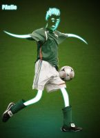 Football player by PAulie-SVK