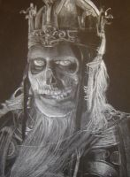 King of the dead by darkdestroyer2d