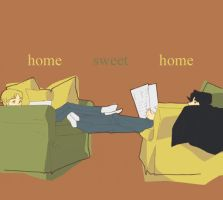 home sweet home by BananaChan