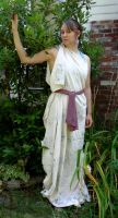 Grecian Girl (2) by Whimseystock