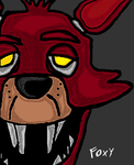 5 Nights at Freddy's Foxy by StickMasterDraw