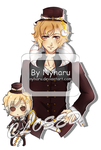 [CLOSED] Mini Adopts BATCH1 -EXTRA- by nyharu