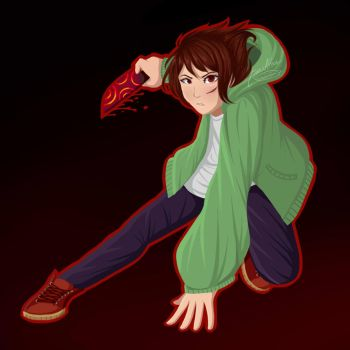 is this the fourth storyshift chara by CanIHasPie
