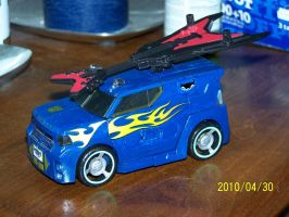 Anime Soundwave Sly Van 01 by coonk9
