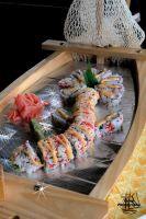 Sushi Flower Arrangement by Pi-ray