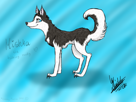 G: Mishka by Pixel-Candy