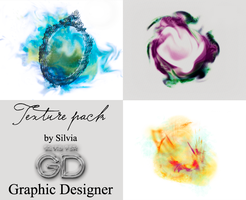 Texture pack by Silvia for Graphic Designer. by taxitoheaven