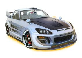 s2000 tuning by unrealsmoker