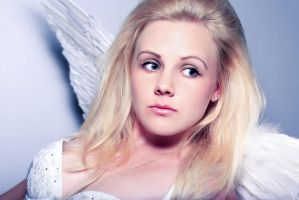 The Angel by RLPhotographs