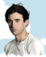 Sufjan Stevens by wordcutouts