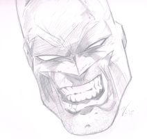 Jim Lee Pencils Practice by MattVincent