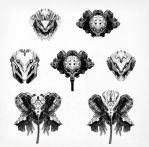 Alchemy HEAD designs by dasAdam