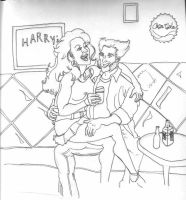 Night Out at Harry's by originalceenote