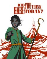 Did YOU think HARD today by Velena-Gorosama