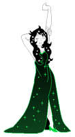 Three in The Morning Dress by Fairys-Fire
