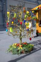 Easter tree 1 by Panopticon-Stock