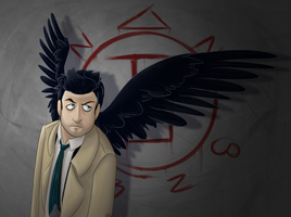 Angel of the Lord by FoolishCaptainKia