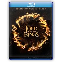 Lord of the Rings Trilogy Blu by Zakafein