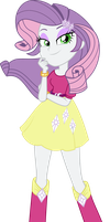 Older Sweetie Belle by assassins-creed1999