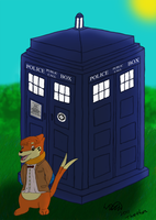 Doctor Buizel by Threehorn