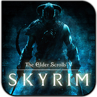 The Elder Scrolls 5 Skyrim by HarryBana