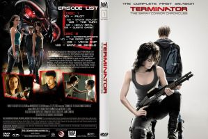 Terminator SCC DVD Cover by AnaB