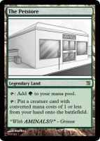 MtG: The Petstore by Overlord-J